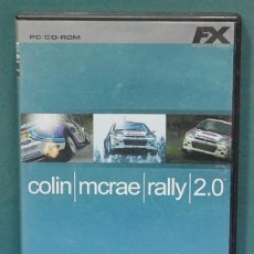 Videojuegos y Consolas: COLIN MCRAE, RALLY 2.0. PC-CD-ROM. Lote 118274535