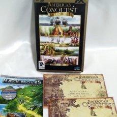 Videojuegos y Consolas: AMERICAN CONQUEST ANTHOLOGY - JUEGO PC. Lote 118517855