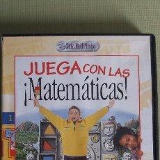Jeux Vidéo et Consoles: JUEGA CON LAS MATEMÁTICAS. CD-ROM PARA WINDOWS Y MAC. Lote 118704711