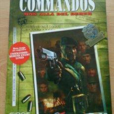 Videogiochi e Consoli: JUEGO PC COMMANDOS MÁS ALLÁ DEL DEBER EIDOS 1998. Lote 118779559