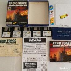 Videojuegos y Consolas: JUEGO PARA PC TASK FORCE 1942. Lote 118800799