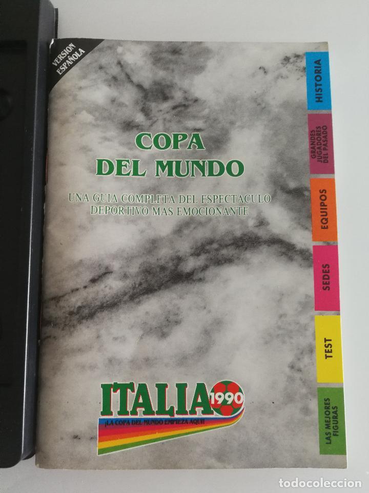 Videojuegos y Consolas: JUEGO PARA PC ITALIA 1990 EN DISQUETE - Foto 4 - 118839051