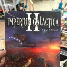 Videojuegos y Consolas: IMPERIUM GALACTICA II 2- ALLIANCES PC CD ROM ORIGINAL CAJA GRANDE. Lote 118952875