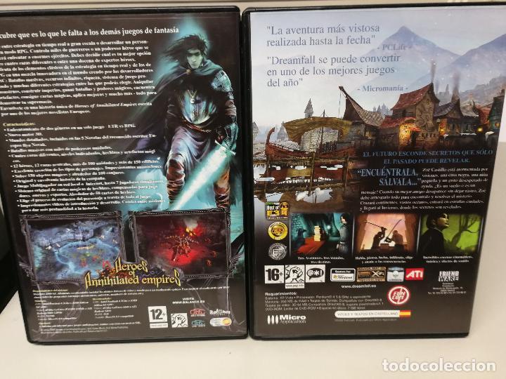 Videojuegos y Consolas: LOTE DE 2 VIDEOJUEGOS - MICROMANIA Nº 56 Y 57 - EN CASTELLANO - POCO USO - VER FOTOS. - Foto 2 - 119375223