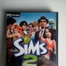 Videojuegos y Consolas: LOS SIMS 2. JUEGO PC. EA GAMES. 4 CD´S. Lote 119457079