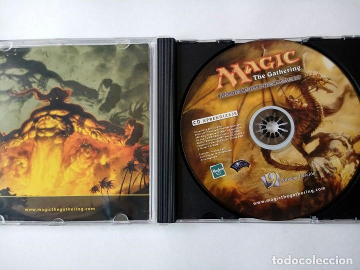 Videojuegos y Consolas: Magic The Gathering. Juego PC. 9ª Edición - Foto 2 - 119561707