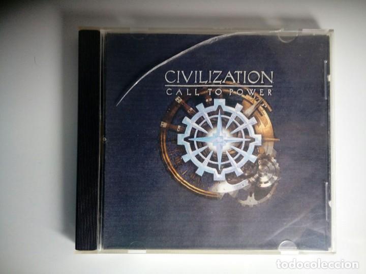CIVILIZATION CALL TO POWER. ACTIVISION. JUEGO PC (Juguetes - Videojuegos y Consolas - PC)