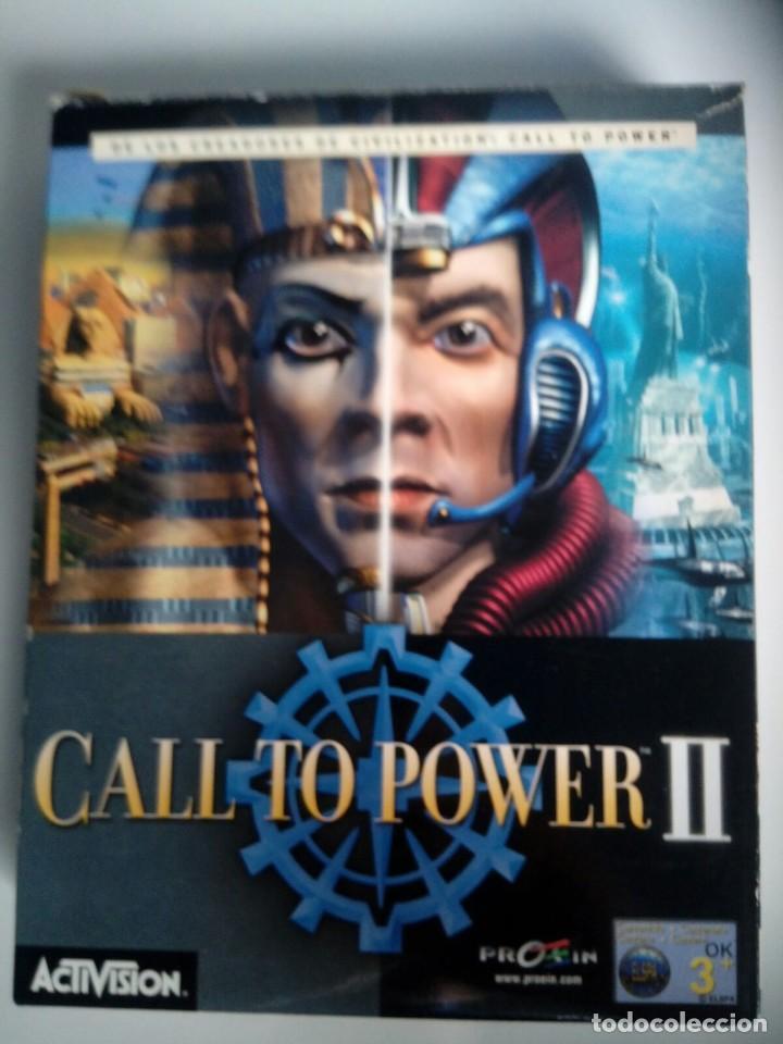 CIVILIZATION CALL TO POWER II. ACTIVISION. JUEGO PC (Juguetes - Videojuegos y Consolas - PC)