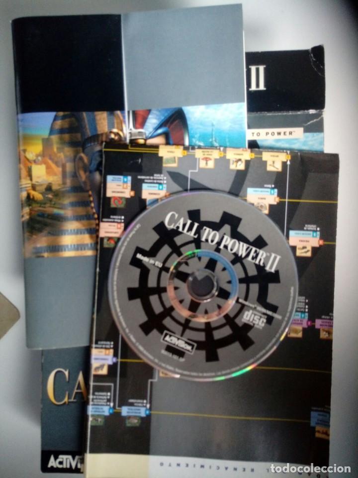 Videojuegos y Consolas: CIVILIZATION CALL TO POWER II. ACTIVISION. juego PC - Foto 2 - 119658343