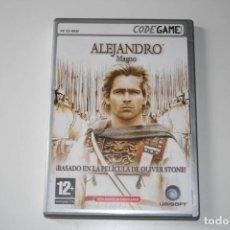 Videojuegos y Consolas: ALEJANDRO MAGNO. VIDEOJUEGO PARA PC.. Lote 119771635