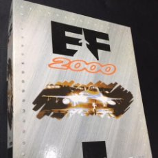Videogiochi e Consoli: JUEGO PARA PC DISQUETE 3.5 EF2000 EF 2000 OCEAN SIMULADOR DE VUELOS. Lote 120086547