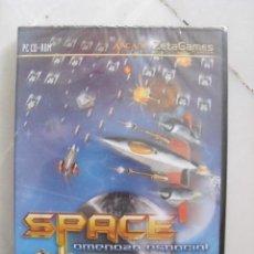 Videojuegos y Consolas: JUEGO PC CD-ROM SPACE INVADERS. ARCADE ZETAGAMES. PRECINTADO.. Lote 120357983