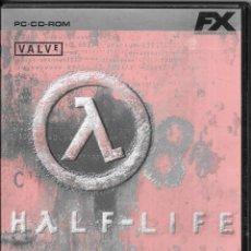 Videojuegos y Consolas: == D292 - JUEGO HALF-LIFE - COLECCION EL MUNDO. Lote 120465199