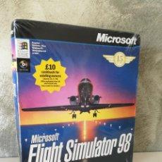 Videojuegos y Consolas: MICROSOFT FLIGHT SIMULATOR 98 PRECINTADO. Lote 120629967