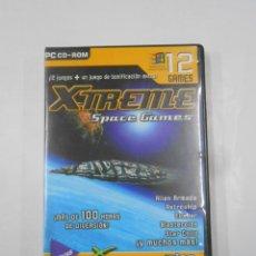 Videojuegos y Consolas: XTREME SPACE GAMES. PC CD-ROM. DICE MULTIMEDIA. TDKV17. Lote 120674239