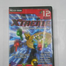 Videojuegos y Consolas: XTREME. BRAIN GAMES. PC CD-ROM. DICE MULTIMEDIA. TDKV17. Lote 120675855