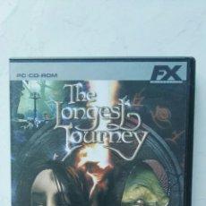 Videojuegos y Consolas: THE LONGEST JOURNEY PC AVENTURA GRÁFICA. Lote 121302296