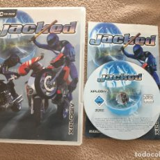 Videojuegos y Consolas: JACKED XPLOSIV JUEGO PC CD ROM KREATEN. Lote 121520739