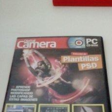 Videojuegos y Consolas: C-95G24 PC CD-ROM DIGITAL CAMERA ZONER PLANTILLAS PSD MARZO 2011 . Lote 121908343