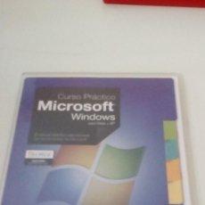 Videojuegos y Consolas: C-95G24 PC CD-ROM CURSO PRACTICO MICROSOFT WINDOWS WINDOWS. Lote 121908499