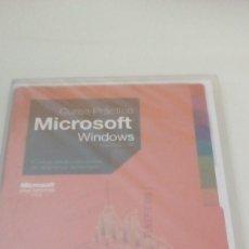 Videojuegos y Consolas: C-95G24 PC CD-ROM CURSO PRACTICO MICROSOFT WINDOWS VISTA NUEVO PRECINTADO . Lote 121908639