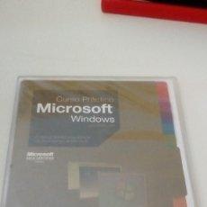 Videojuegos y Consolas: C-95G24 PC CD-ROM CURSO PRACTICO MICROSOFT WINDOWS VISTA INTERFAZ NUEVO PRECINTADO . Lote 121908703