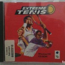Videojuegos y Consolas: EXTREME TENIS JUEGO PC DESCATALOGADO BLUE BYTE. Lote 122028599