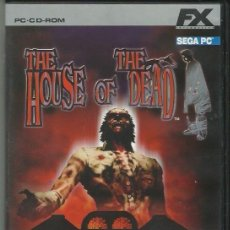 Videojuegos y Consolas: THE HOUSE OF THE DEAD. Lote 122276703
