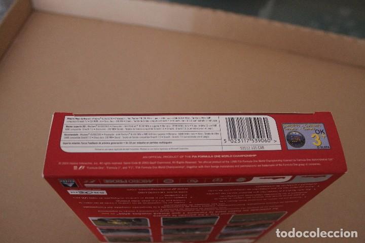 Videojuegos y Consolas: GRANDPRIX 3 BY GEOFF GRAMMOND PC BOX CAJA CARTON - Foto 3 - 101221507