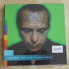 Videojuegos y Consolas: PETER GABRIEL XPLORA 1 / JUEGO PC ORDENADOR. Lote 122822567