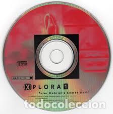 Videojuegos y Consolas: Peter Gabriel Xplora 1 / Juego PC Ordenador - Foto 3 - 122822567