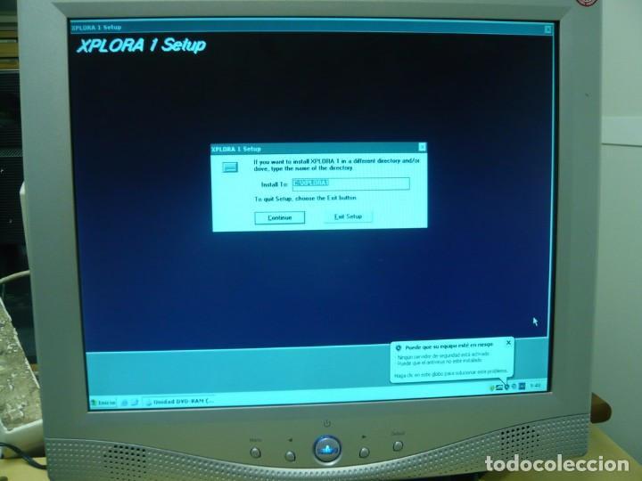 Videojuegos y Consolas: Peter Gabriel Xplora 1 / Juego PC Ordenador - Foto 7 - 122822567
