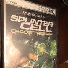 Videojuegos y Consolas - Splinter cell juego Pc - 122833998