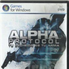 Videojuegos y Consolas: APHA PROTOCOL. Lote 147795650