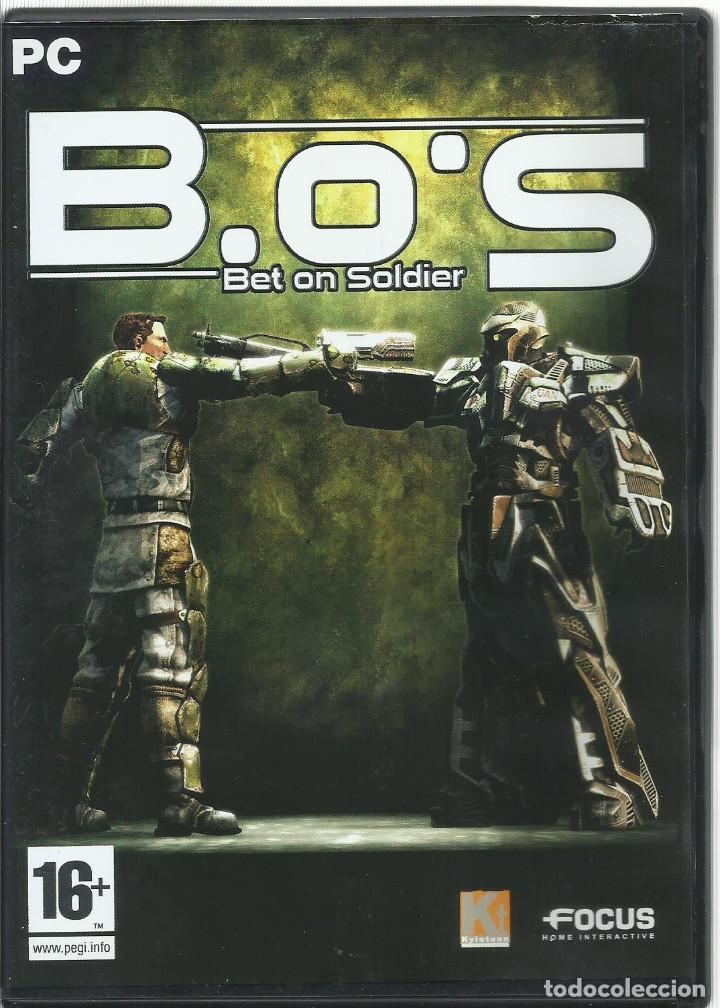 BET ON SOLDIER (Juguetes - Videojuegos y Consolas - PC)