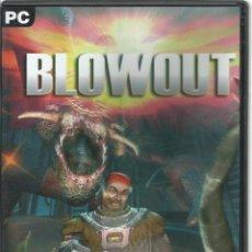 Videojuegos y Consolas: BLOWOUT. Lote 122948807