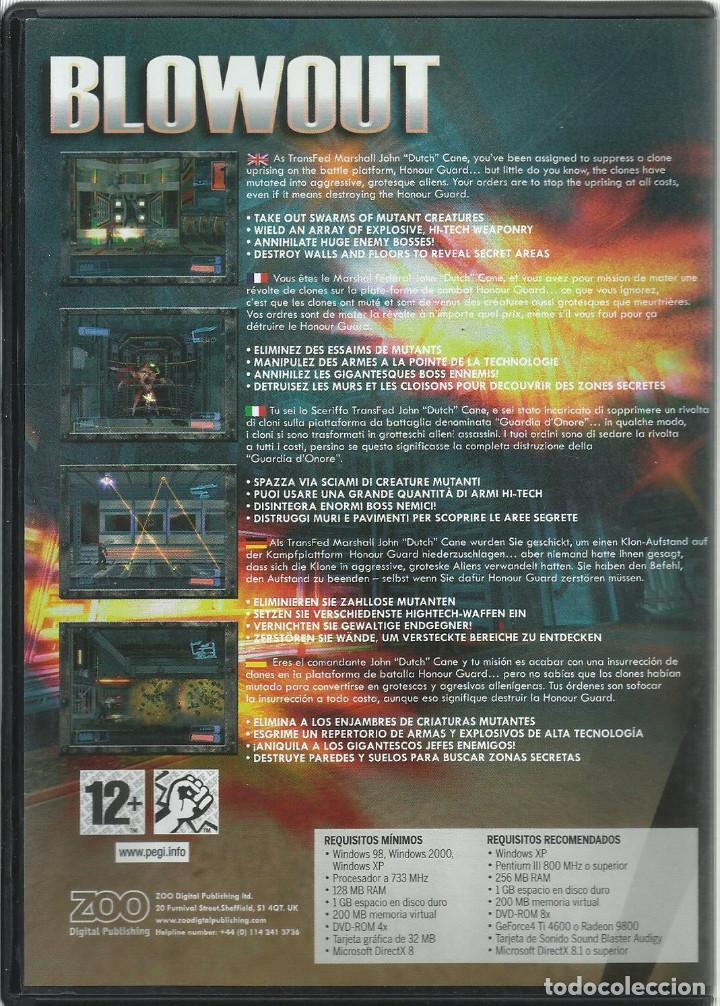 Videojuegos y Consolas: BlowOut - Foto 2 - 122948807