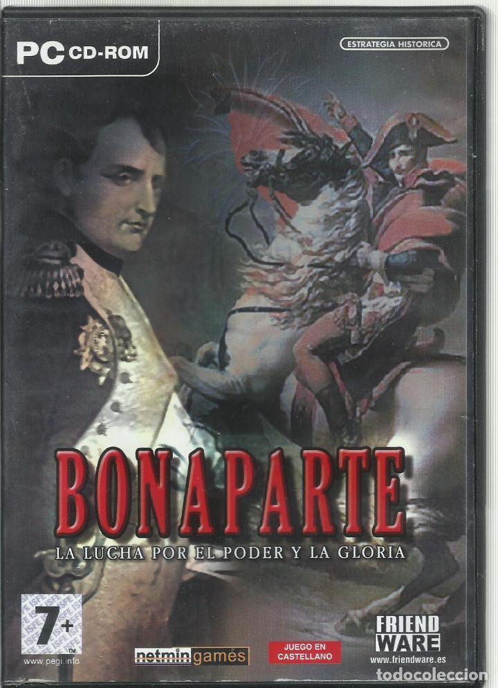 BONAPARTE LA LUCHA POR EL PODER Y LA GLORIA (Juguetes - Videojuegos y Consolas - PC)