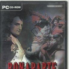 Videojuegos y Consolas: BONAPARTE LA LUCHA POR EL PODER Y LA GLORIA. Lote 122948975