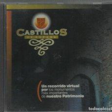 Videojuegos y Consolas: CASTILLOS DE ESPAÑA. Lote 122949343
