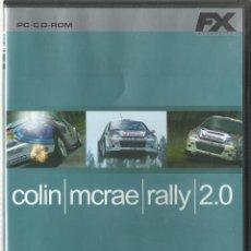 Videojuegos y Consolas: COLIN MCRAE RALLY 2.0. Lote 122949447