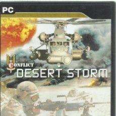 Videojuegos y Consolas: CONFLICT: DESERT STORM. Lote 122949623