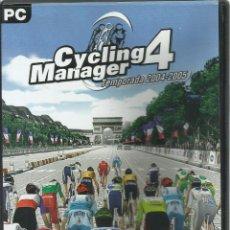 Videojuegos y Consolas: CYCLING MANAGER 4: TEMPORADA 04-05. Lote 122949975