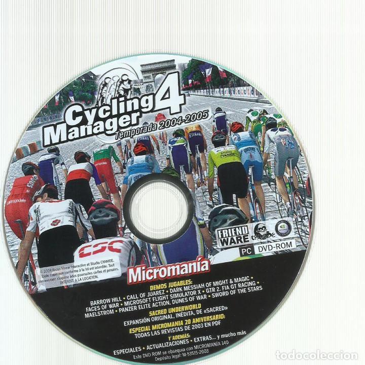 Videojuegos y Consolas: Cycling Manager 4: Temporada 04-05 - Foto 3 - 122949975