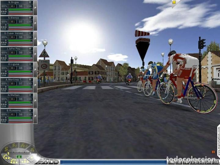 Videojuegos y Consolas: Cycling Manager 4: Temporada 04-05 - Foto 5 - 122949975