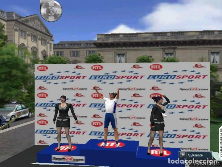 Videojuegos y Consolas: Cycling Manager 4: Temporada 04-05 - Foto 6 - 122949975