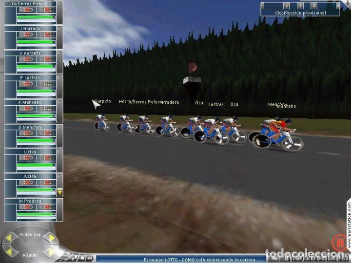 Videojuegos y Consolas: Cycling Manager 4: Temporada 04-05 - Foto 7 - 122949975