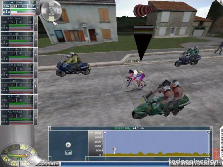Videojuegos y Consolas: Cycling Manager 4: Temporada 04-05 - Foto 8 - 122949975