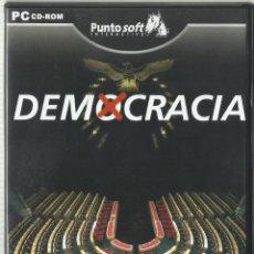 Videojuegos y Consolas: DEMOCRACIA. Lote 122950147
