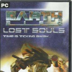 Videojuegos y Consolas: EARTH 2150: LOST SOULS. Lote 122950431